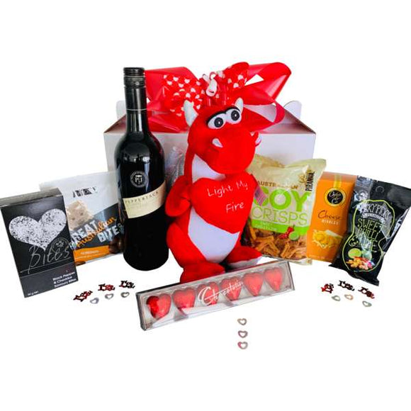Shiraz Romance Gift Hamper - Gifts2remember