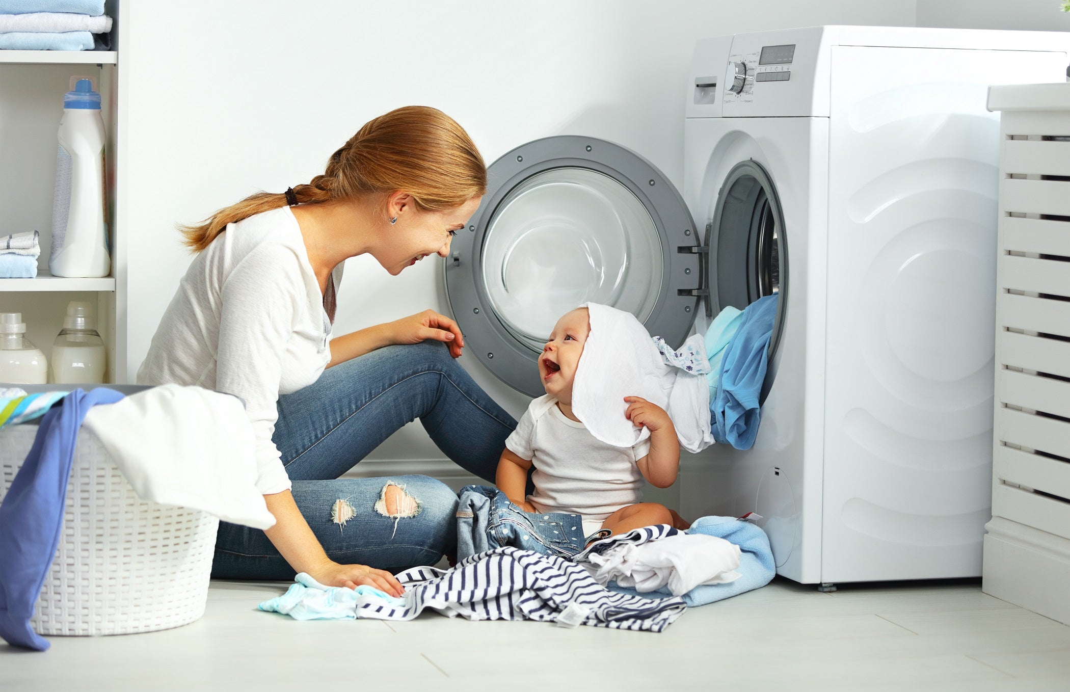 A Complete Guide To Washing Baby Clothes