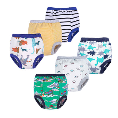 Baby Potty Training Pants (6 Packs Set) [BUY 2 SETS GET FREE SHIPPING]