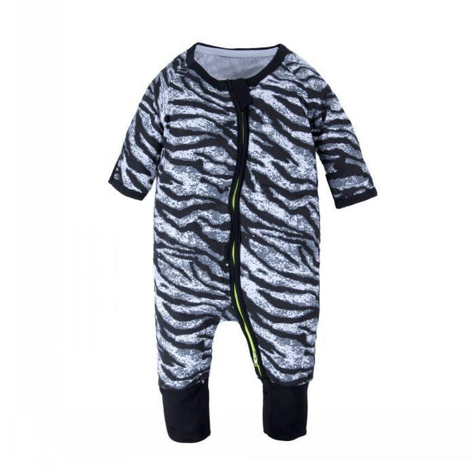 Baby Boys 1 Piece Long Sleeve Sleepwear