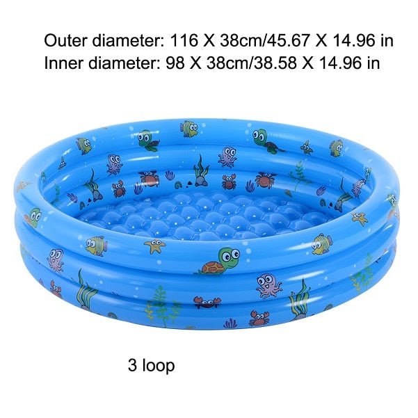 Inflatable Pool Baby Swimming Pool