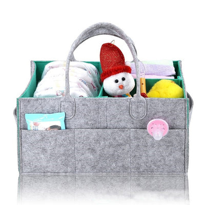 Stroller Accessories Foldable Baby Diaper Bag
