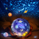 Starry Sky Magic Planet Baby Nursery Light
