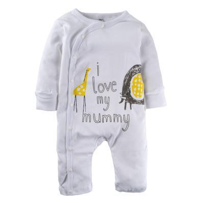 03d28e98f Unisex Baby One Piece Graphic Long Sleeve Romper Jumpsuit – Agudan