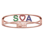 Only You Bracelet Rose Gold - Spallanzani Jewelry