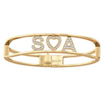 Only You Bracelet Yellow Gold