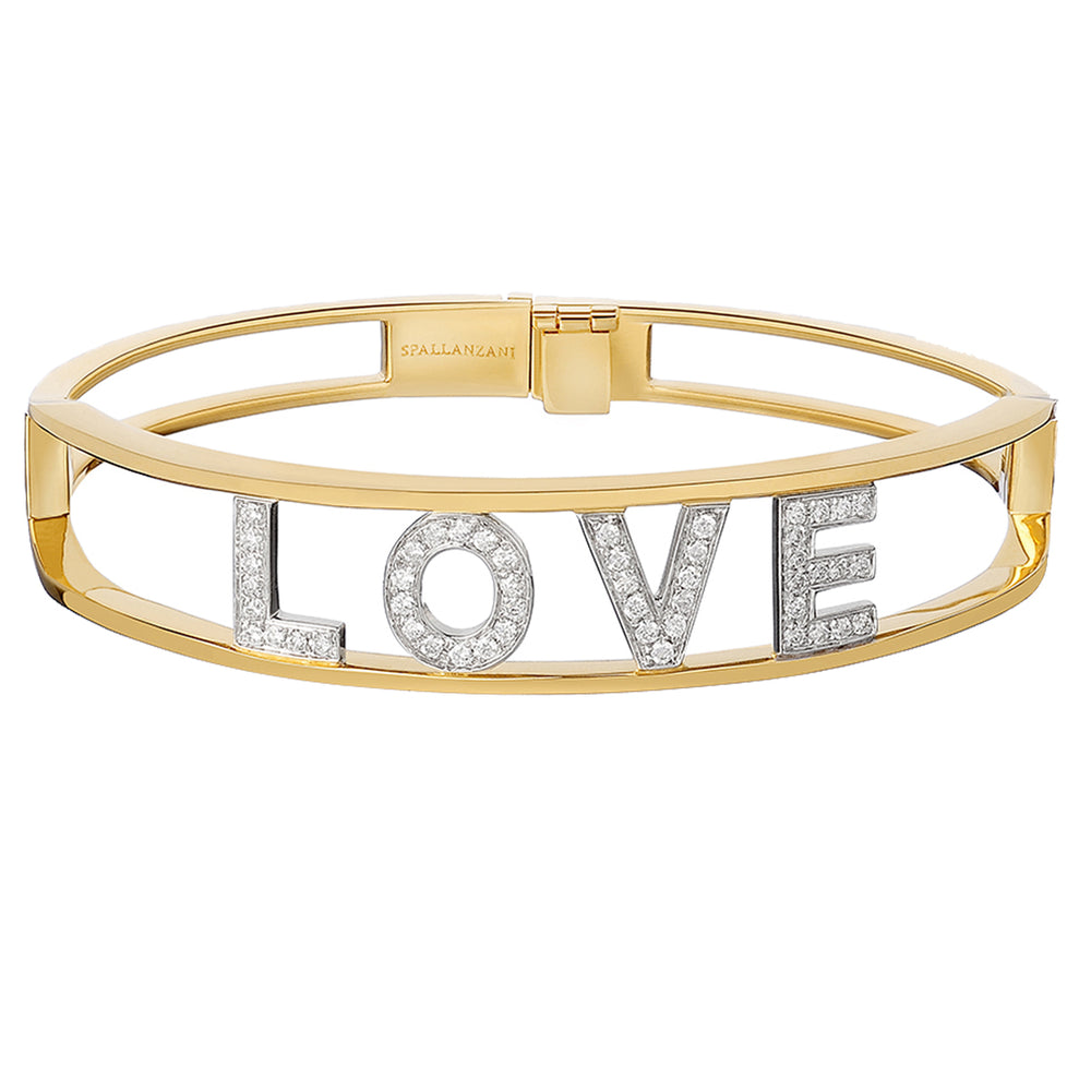 Only You Bracelet Yellow Gold - Spallanzani Jewelry