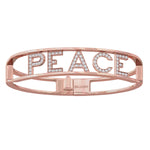 Only You Personalized Iconic Bracelet Rose Gold