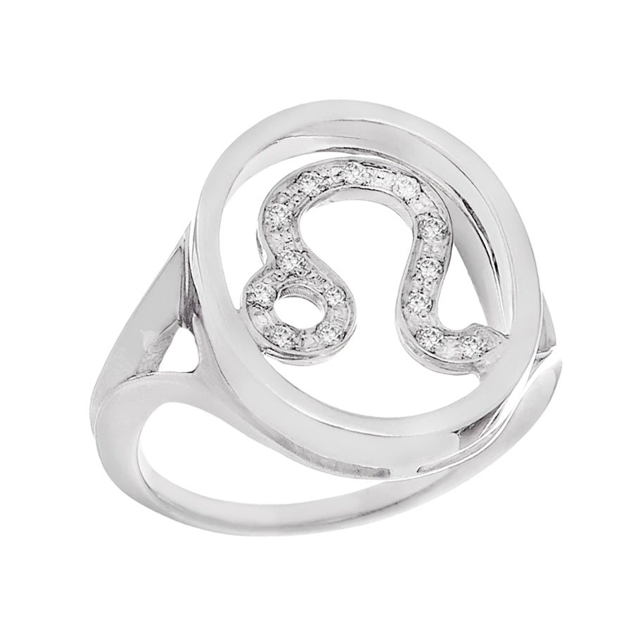 Only You Astro Ring Leo - Spallanzani Jewelry