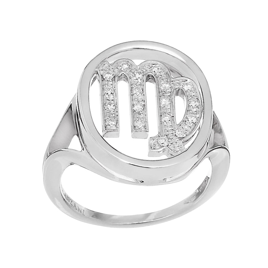 Only You Astro Ring Virgo - Spallanzani Jewelry