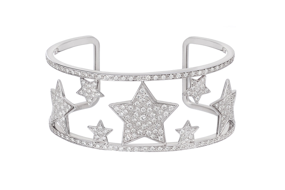 Stella on the moon full diamond Bracelet