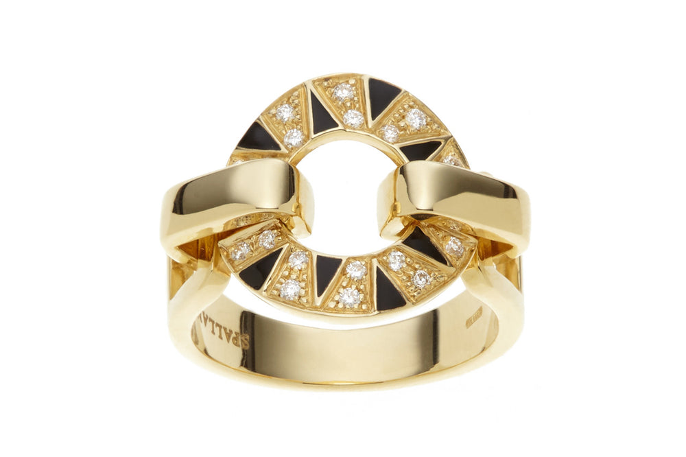 Stella Wonder Star Ring - Spallanzani Jewelry