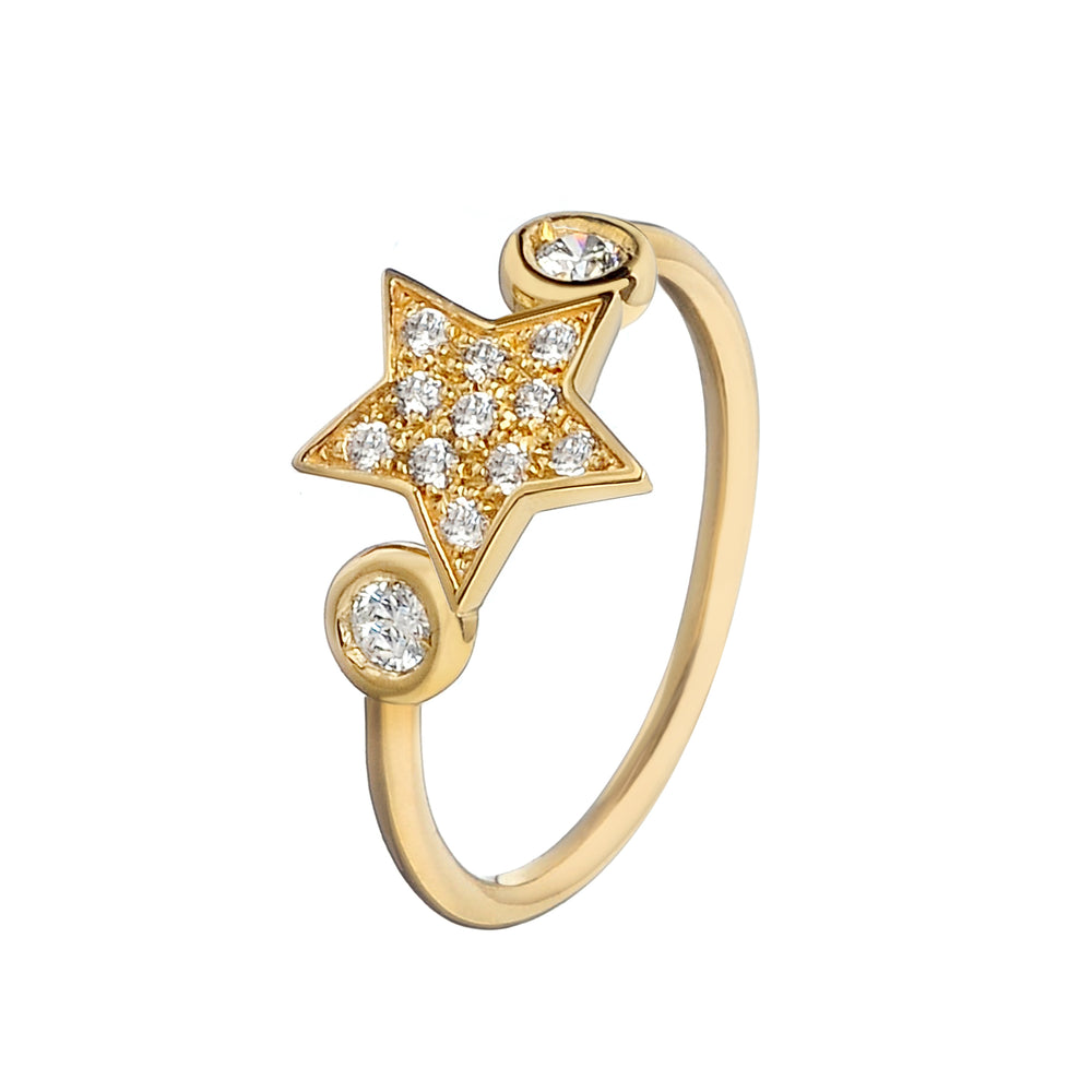 Stella Ring - Spallanzani Jewelry