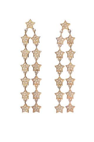 Stella Earrings - Spallanzani Jewelry
