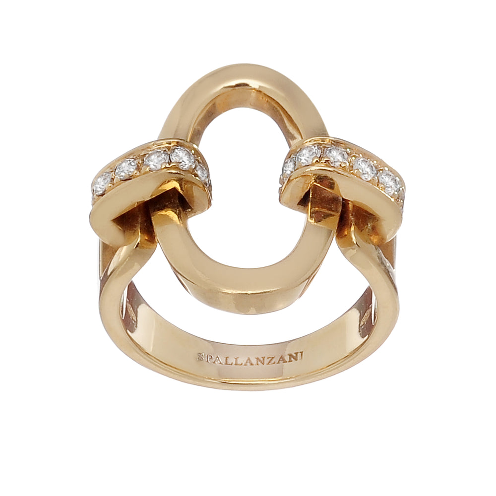 You&Me oval ring