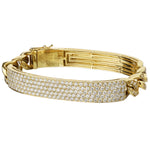 Manette Large Bracelet - Spallanzani Jewelry