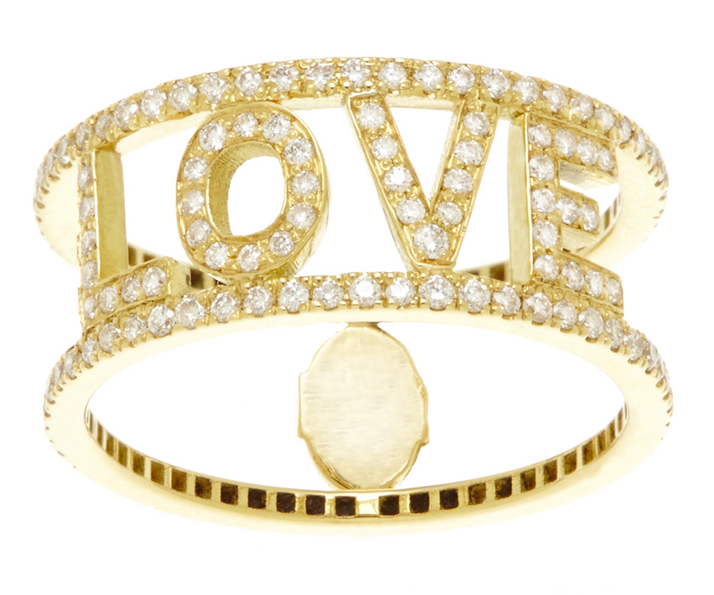 Only You Personalized Iconic ring - Spallanzani Jewelry