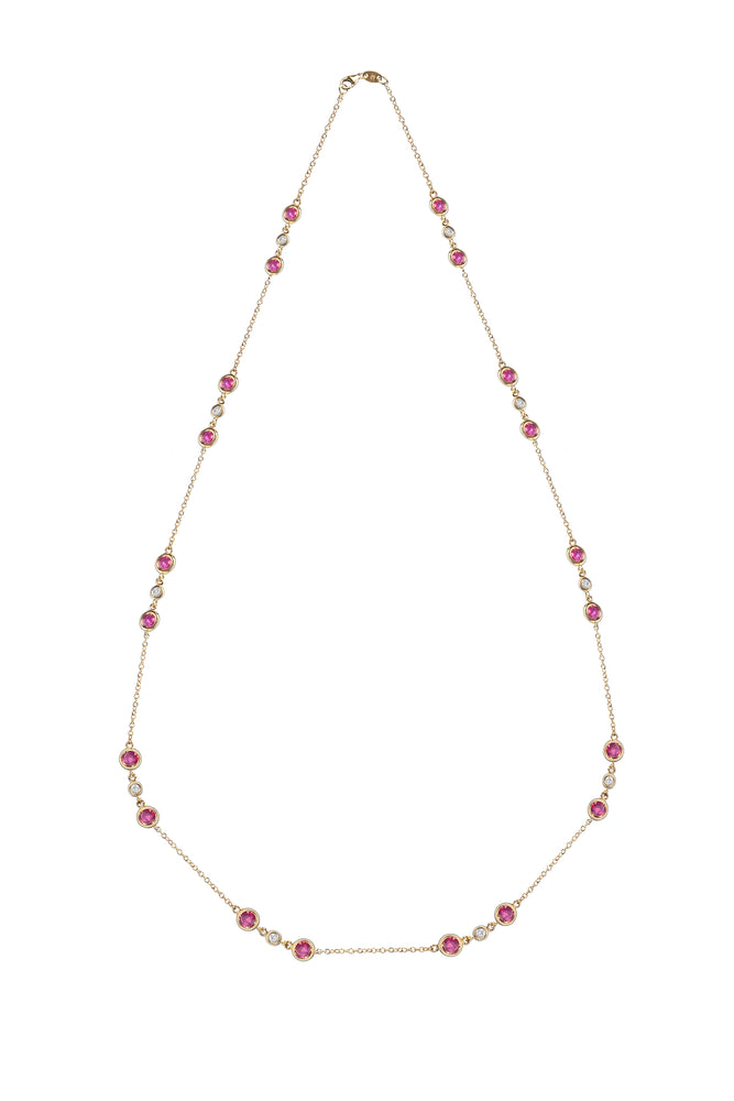 Audrey Necklace - Spallanzani Jewelry