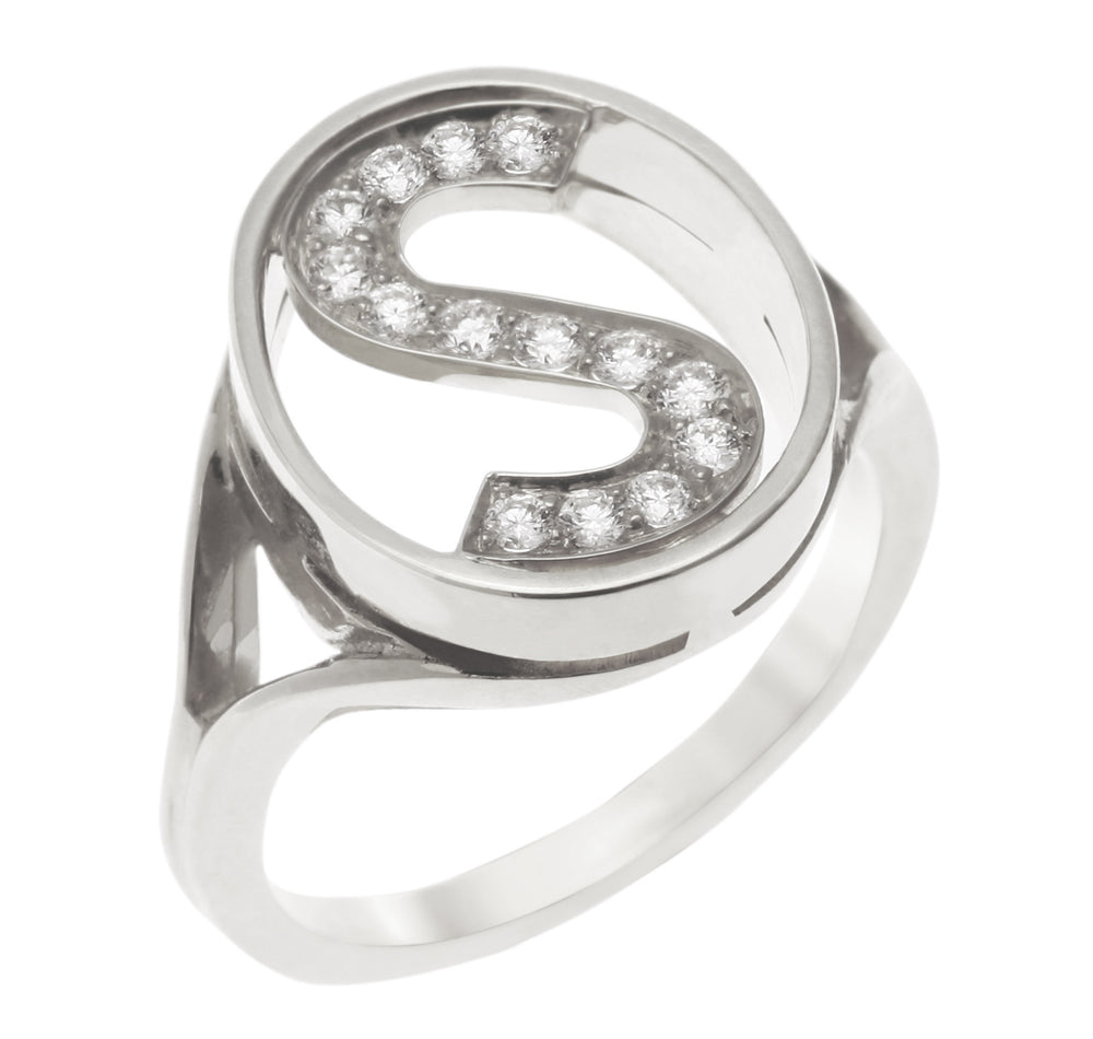 Only You Sigillo Ring - Spallanzani Jewelry