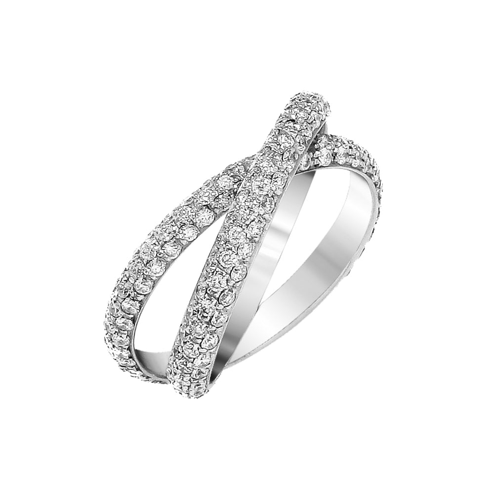 Double Eternity Band