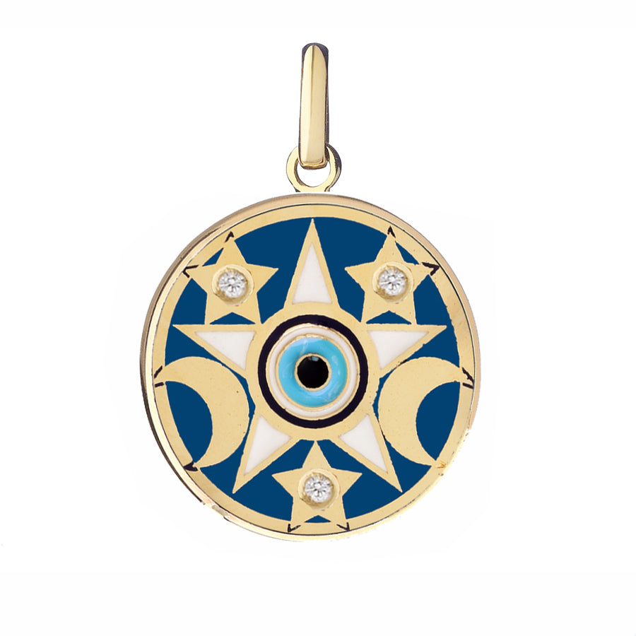 Believe Dreams Pendant - Spallanzani Jewelry