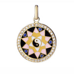 Believe Pendant diamond Health - Spallanzani Jewelry