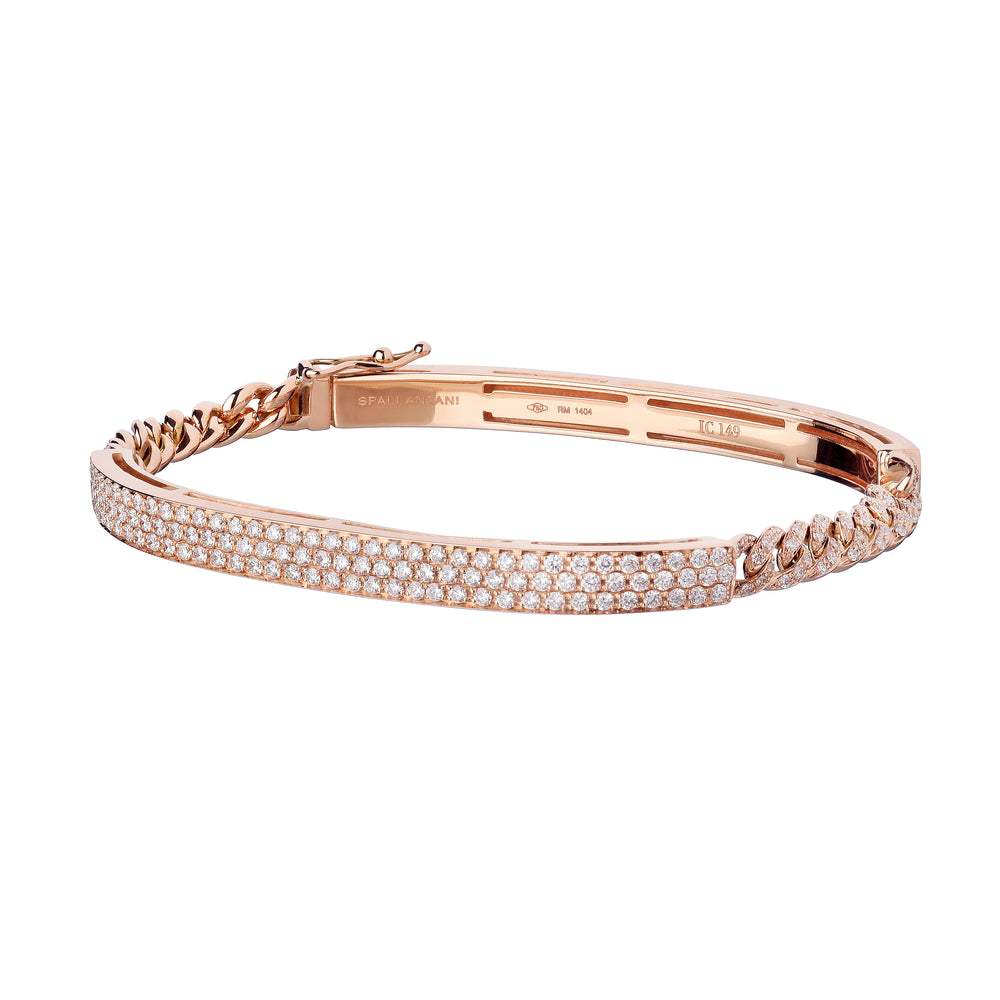 Manette Small Bracelet - Spallanzani Jewelry
