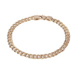 Manette chain bracelet - Spallanzani Jewelry