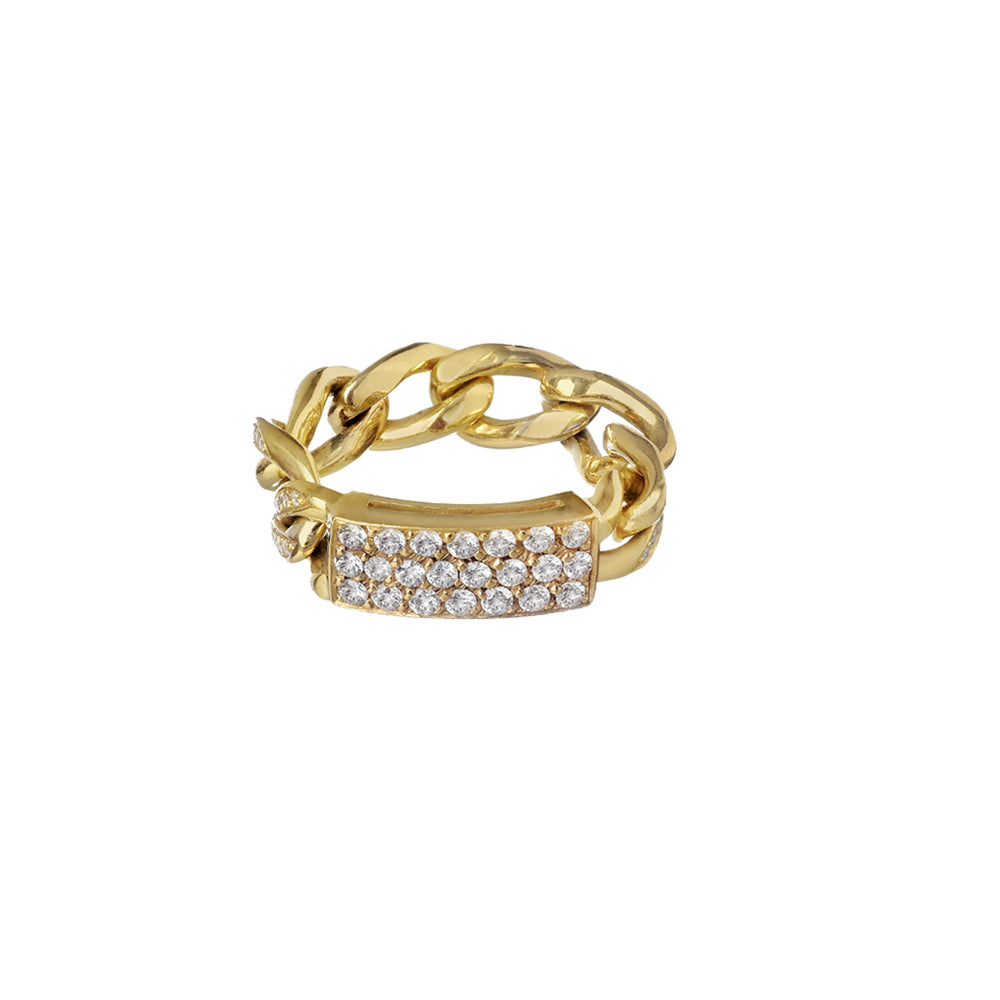 Manette Ring - Spallanzani Jewelry