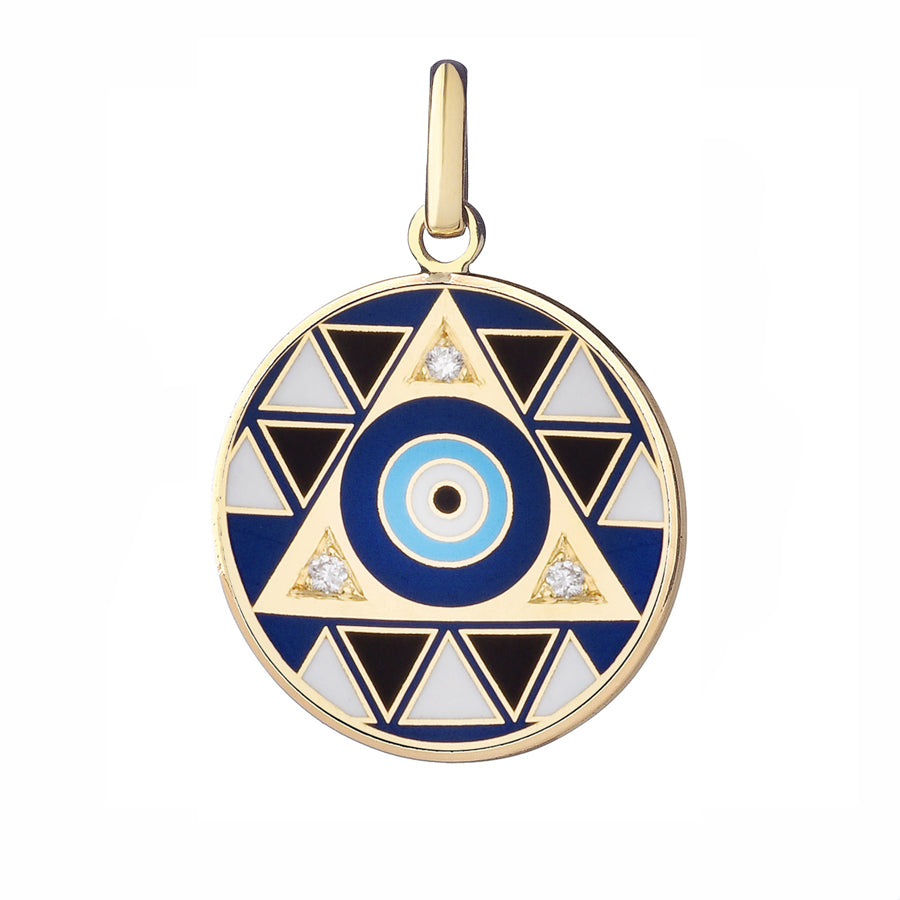 Believe Protection Pendant - Spallanzani Jewelry