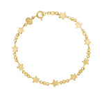 Stella diamonds bracelet
