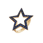 Stella Star Ring - Spallanzani Jewelry