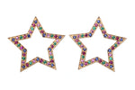 Stella Star Earring - Spallanzani Jewelry