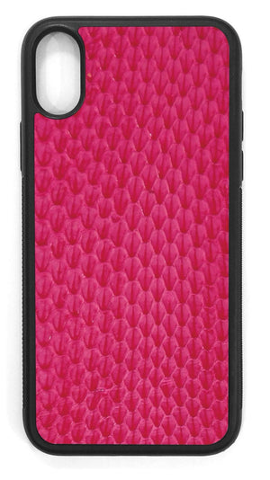 Whip Snake Leather / pink