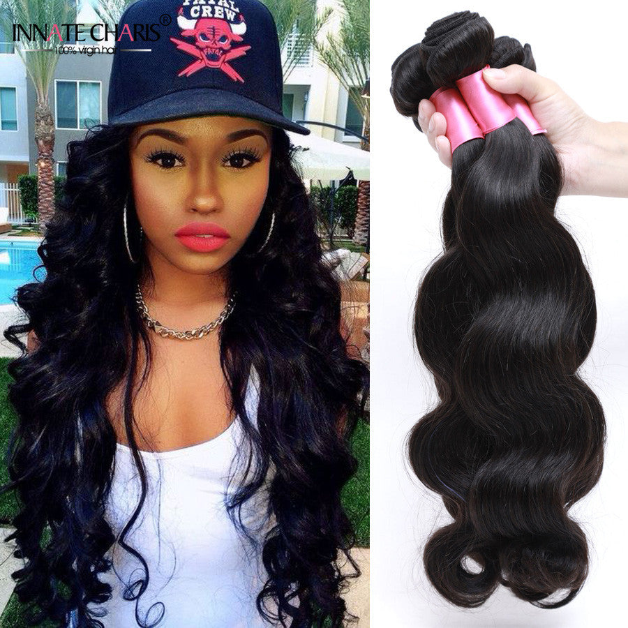 Rosa hair products brazilian body wave sew in weave bohemian human next pmusecretfo Image collections