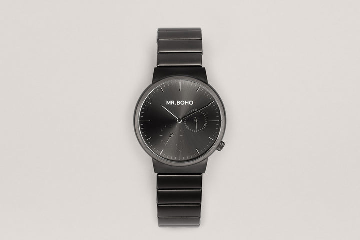 MULTIFUNCTION MATTE TITANIUM - The Menz