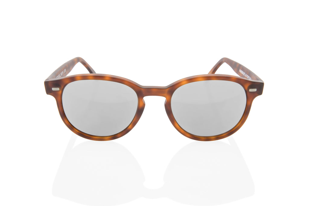ESTORIL MATTE TORTOISE - The Menz