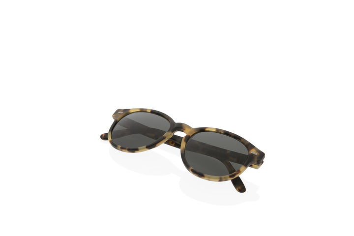 ESTORIL MATTE HONEY TORTOISE - The Menz