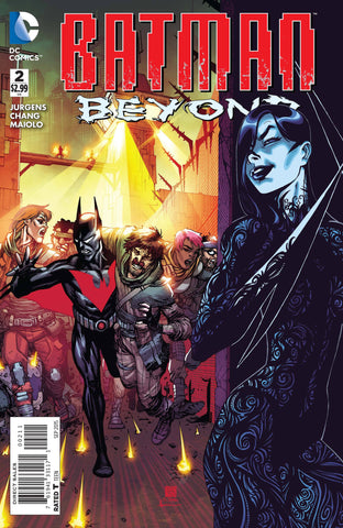 BATMAN BEYOND #2