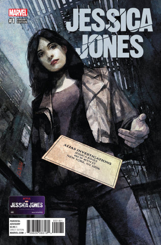 JESSICA JONES #1 MALEEV VAR NOW