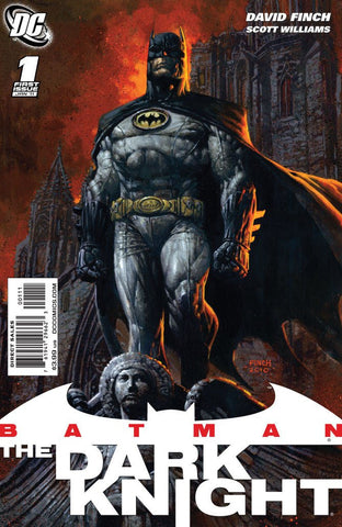BATMAN THE DARK KNIGHT #1
