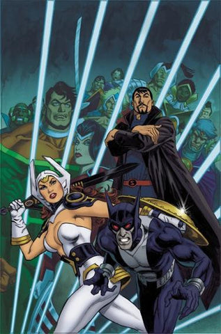 JUSTICE LEAGUE: GODS AND MONSTERS #2