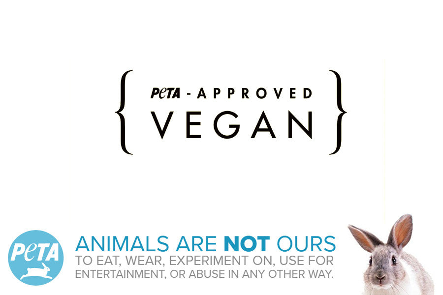 Create&Case are now approved by PETA!