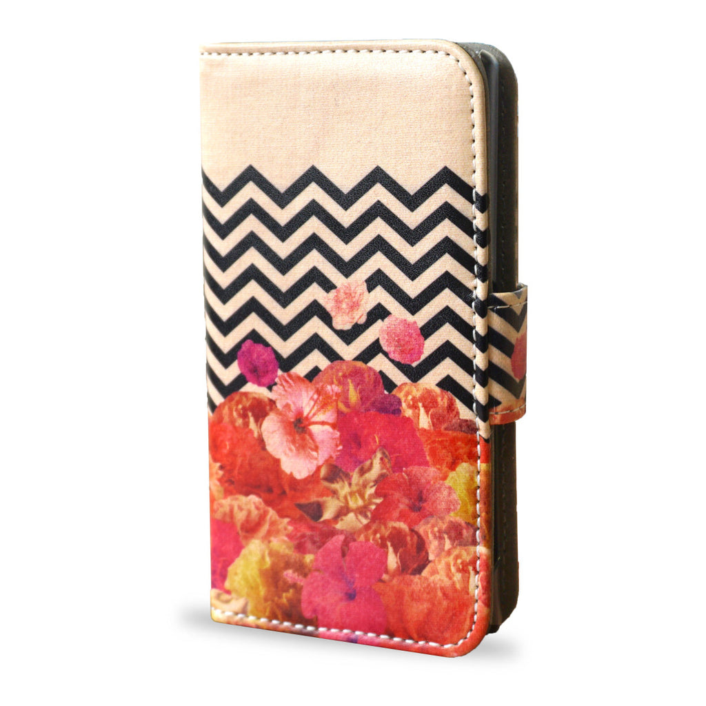 Chevron Flora - Sony Xperia Z5 Compact vegan gifts, unique gifts, createandcase
