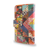 SALE 'Grandmas' Quilt' iPhone 6/6S Plus Wallet Case, , Create&Case - createandcase
