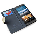 Wallet case for HTC One M9 - with credit card compartments