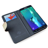 kick stand case for samsung galaxy s6 edge, s6 edge wallet case