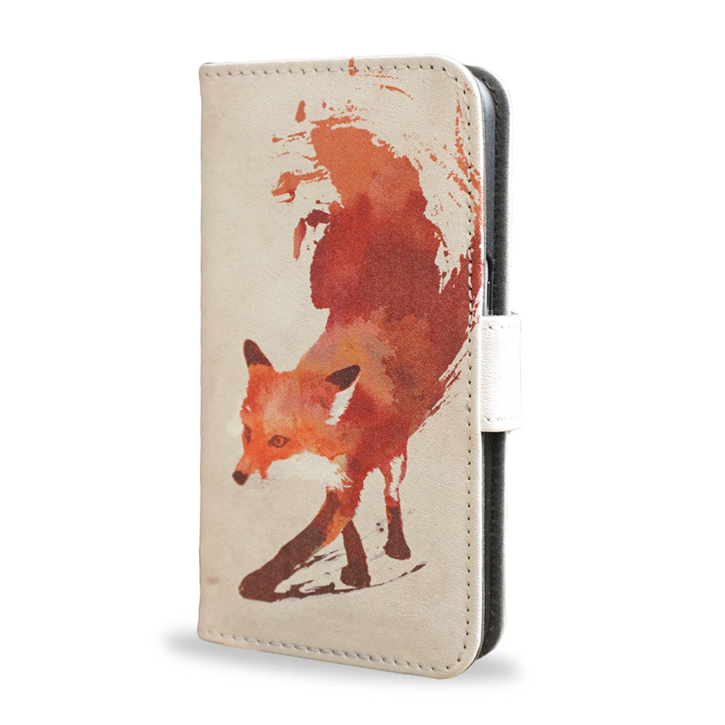 'Vulpes' Vegan Leather Google Pixel Wallet Case, , Create&Case - createandcase