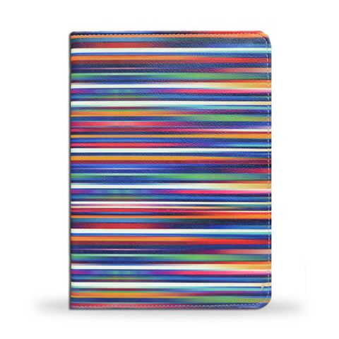 'Blurry Lines' Artist Designed Vegan Leather iPad Air 2 Case, , Create&Case - createandcase