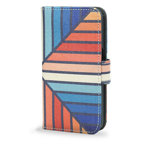 Celebration - Samsung Galaxy S7 Edge Wallet Case, Leather Case, S7 Edge Case